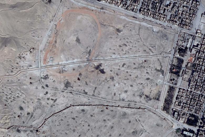 Palmyra March 2014