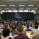 Figure 1: The opening address of the conference. (photo Nichole Sheldrick)