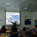 Training sessions on data sources and site types 2