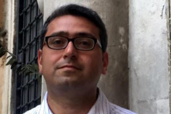 Dr Bijan Rouhani