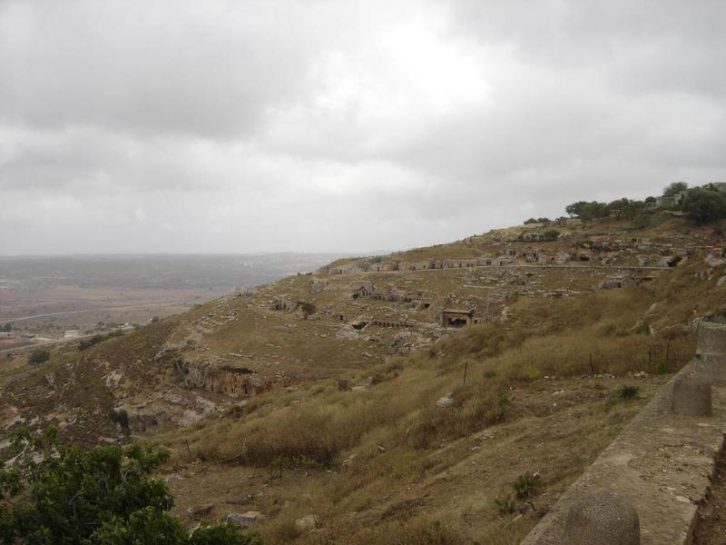 Terracing Cyrene 2007