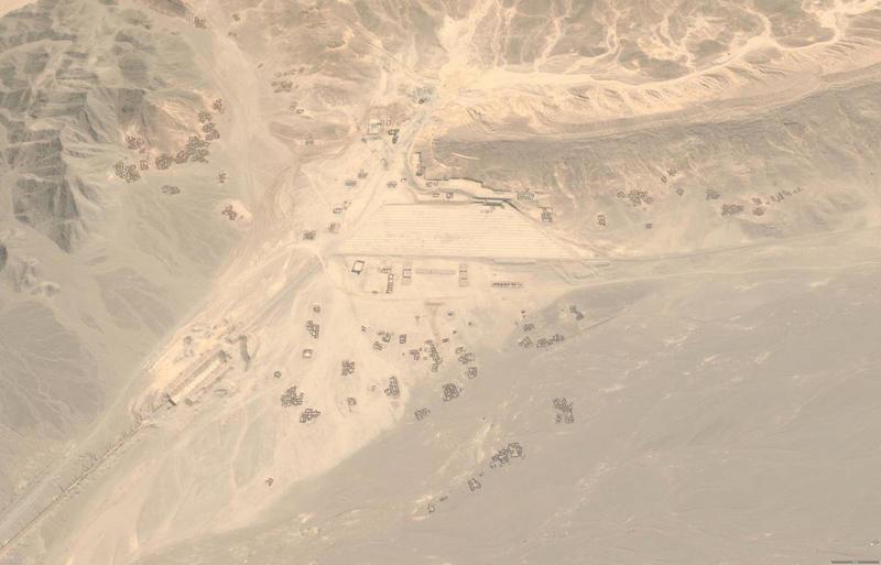 Egpyt mining settlement March