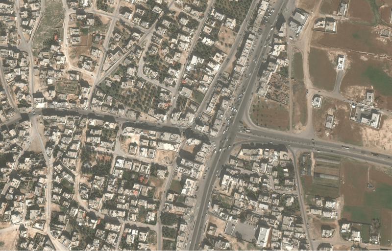 Khirbet es-Suq, Jordan, 2010