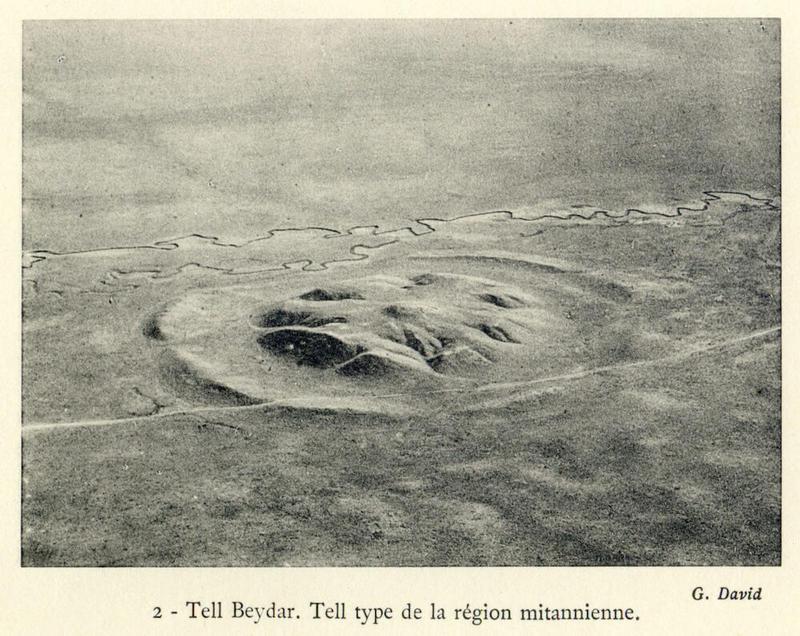 Tell Beydar 1934