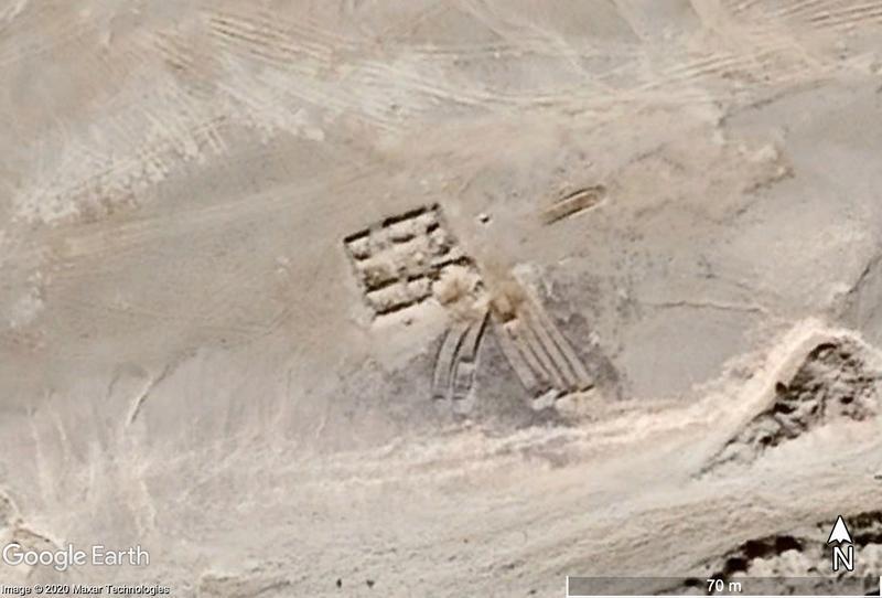 16 December 2014 Google Earth image