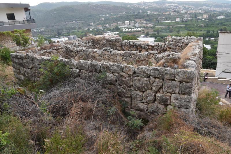 Kubba abandoned ottoman house