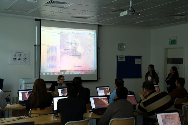 Practical Sessions on Google Earth 2