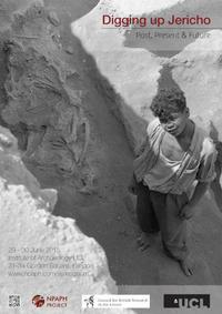 Poster Digging Up Jericho