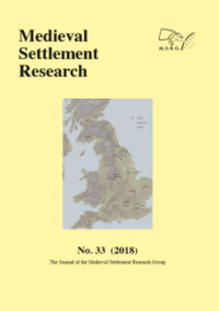 Medieval Settlement Research